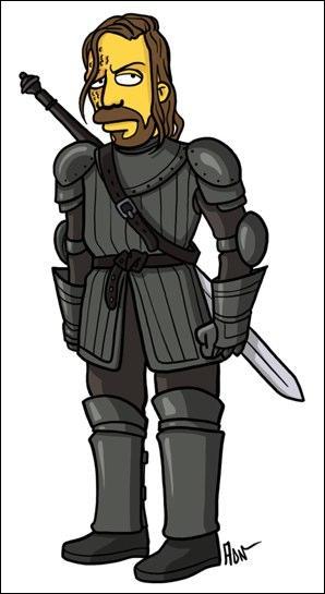 Garde du corps, du personnage précédent, du moins au début !