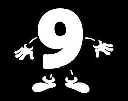 Autour du '9'