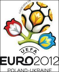 Où s'est déroulé l'Euro 2012 ?
