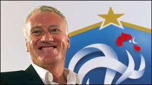Depuis quelle année Didier Deschamps est-il sélectionneur de l'équipe de France ?