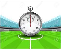Quelle est la durée d'une mi-temps d'un match de l'Euro 2016 ?