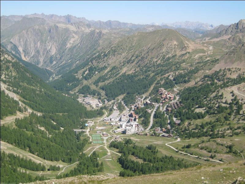 Dans quel département français situez-vous la station de sports d'hiver d'Isola 2000 ?