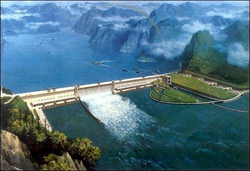 Le barrage des Trois-Gorges est le plus grand ouvrage de ce type au monde. Dans quel pays se trouve-t-il ?