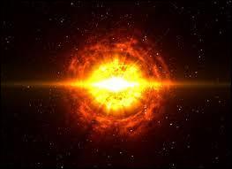 On appelle l'explosion qui est à l'origine de l'Univers...