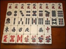 En quelle année le mah-jong a-t-il été inventé ?