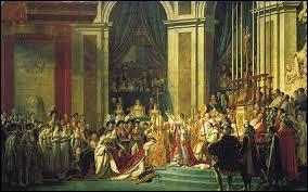 Qui est sacré empereur ?