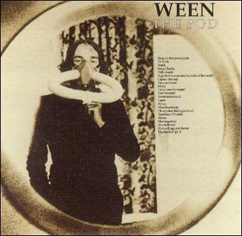 Ween, un groupe américain , s'est aussi amusé avec les pochettes d'album. Qui ont ils copié ?