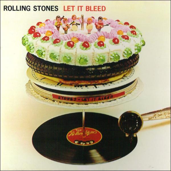 Comment s'appelle cet album des pierres qui roulent et amassent quand même mousse ?