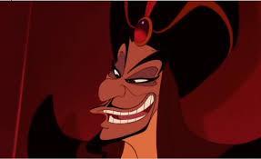 Les méchants dans les 'Disney'