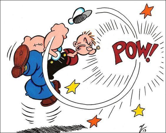 Quel aliment permet d'amplifier la force de Popeye ?