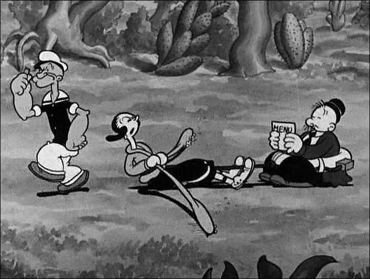 Et c'est aussi à partir de 1933 que son univers sera mis réellement en avant dans une deuxième série de dessins animés, qui s'intitule...