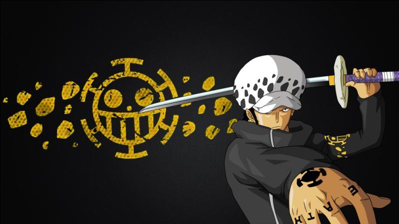 One Piece : Quel est le nom complet de cet homme ?