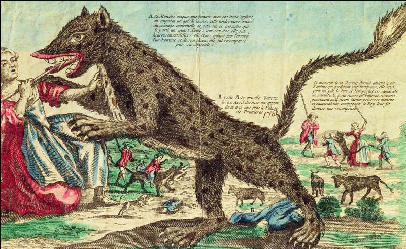 """En 1764, des nouvelles affreuses courent. Une série d'attaques contre des humains ont lieu et un mystérieux animal est porté responsable. Il sera surnommé """"la Bête du Gévaudan"""", qui est en réalité une meute de loups. Où ont eu lieu ces attaques ?"""