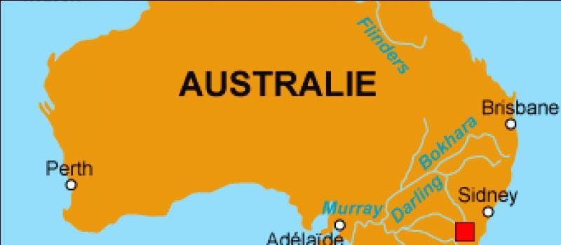 Combien d'États compte l'Australie ?