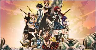 La photo vient du manga Fairy Tail, est-ce que c'est une affiche de film ou d'arc ?