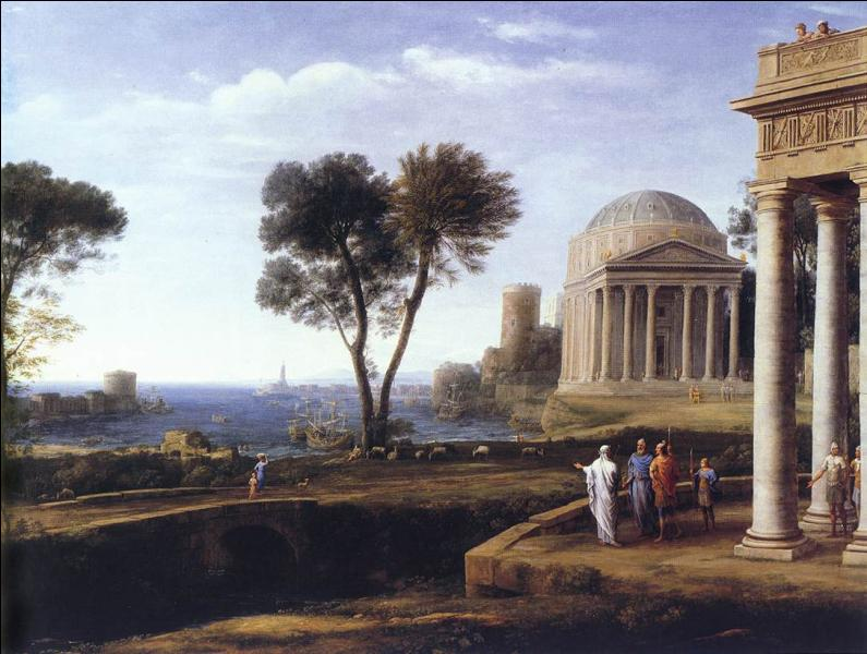 Entre l'art baroque et le classicisme, lequel s'affranchit de toutes règles ?