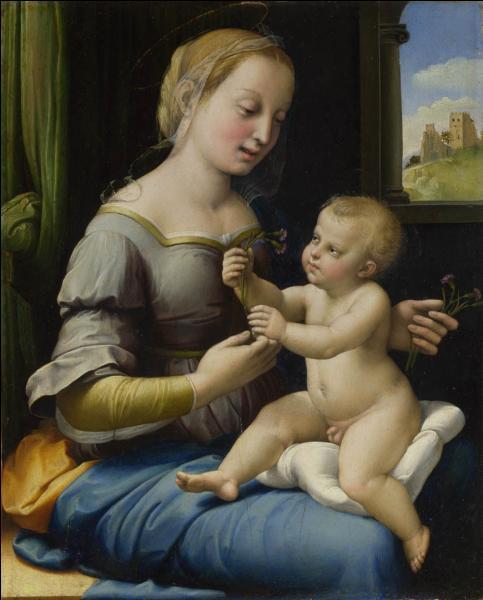 La peinture classique privilégie le dessin par ses contours nettement représentés, ses formes apparentes et :