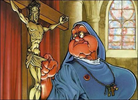 A aucun moment, le Christ ...