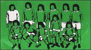 """Les joueurs de football de l'équipe de Nantes sont surnommés """"Les Verts""""."""