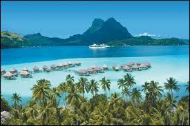 Les îles de Polynésie française sont réparties sur un territoire plus grand que la métropole.
