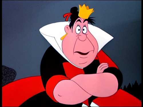 """Dans """"Alice au pays des merveilles"""" de Lewis Carroll, la méchante reine est la Reine de Cœur."""