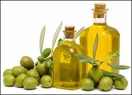 L'huile d'olive est conseillée contre les maladies cardio-vasculaires.