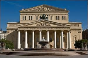 MOSCOU - Parmi les monuments de la ville moscovite, on peut nommer...