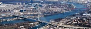 BELGRADE - La capitale serbe se situe à la confluence de la Save et du...