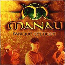 De quelle chanson le groupe Manau avait-il emprunté la mélodie pour sa chanson ''La Tribu de Dana'' en 1998 ?