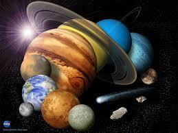 Astronomie (1) : notre Système solaire