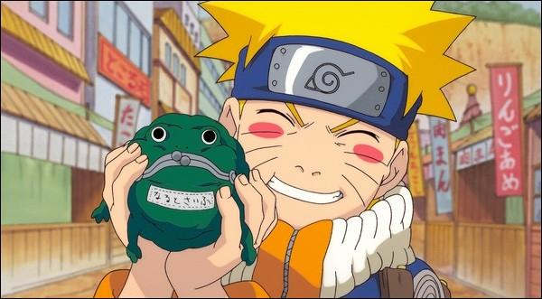 Comment se prénomme le porte-monnaie de Naruto ?