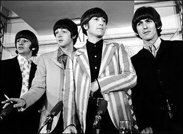 Ils sont déjà très célèbres en 1966. Lequel de leurs titres date de cette année là ?