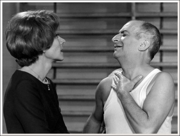 """Dans """"Oscar"""" Mr et Mme Barnier se prénomment ?"""