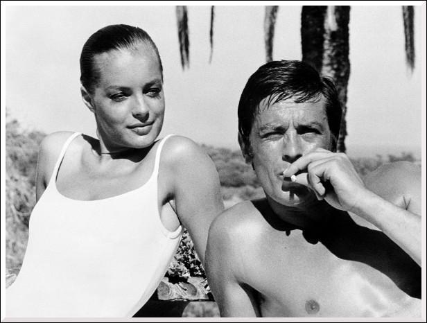 """Marianne est le prénom de Romy Schneider dans """"La piscine"""", mais quel est celui d'Alain Delon ?"""