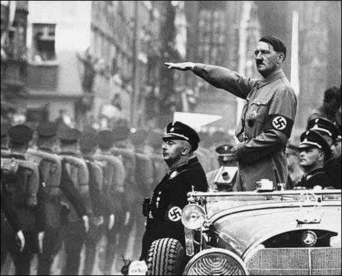 La Seconde Guerre mondiale, c'était...