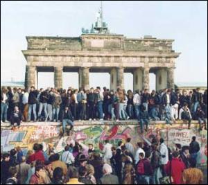 De quand à quand le Mur de Berlin était-il en place ?