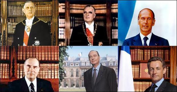 Quelle est la date de la fondation de la Ve République ?