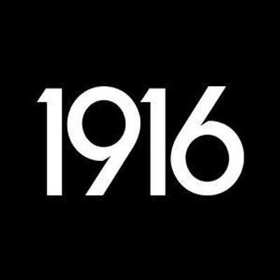 A quoi correspond la date 1916 ?