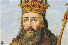 Histoire ~ Quelle date fut témoin du sacre de Charlemagne ? (programme de 5e)