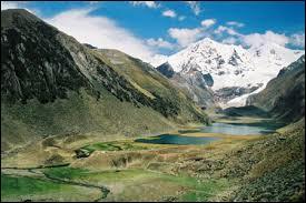 Géographie ~ Sur quel continent placeriez-vous les Andes ?