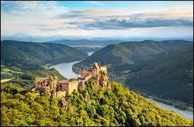 Géographie ~ Où coule le Danube ?