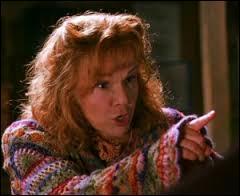 Quel est le nom de jeune fille de Molly Weasley ?