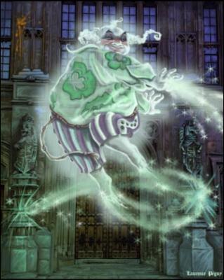 Pourquoi les fantômes ont-ils refusés leur statut d'être ?