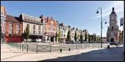Cette ville capitale du bassin houiller sera une ville hôte de l'Euro 2016.