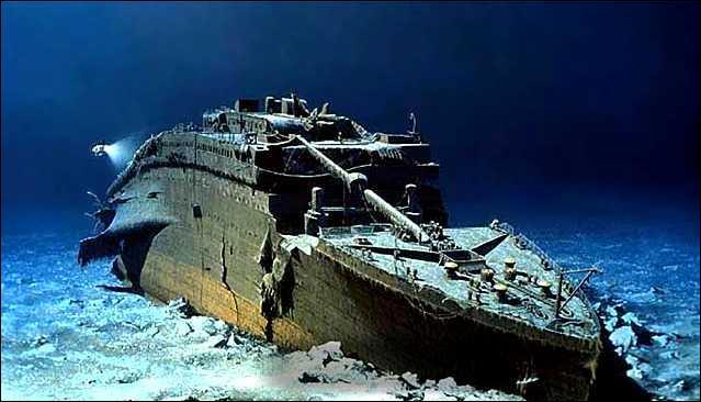 Qui a découvert le Titanic ?