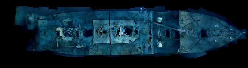 À quelle profondeur repose le Titanic ?