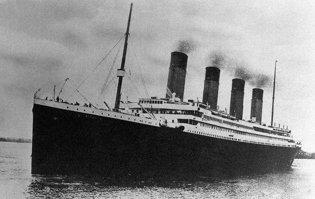 Le Titanic : le célèbre paquebot