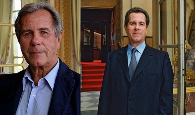 Cet homme politique français, proche de Jacques Chirac, est licencié en droit, titulaire d'un diplôme d'études supérieures de droit public et d'un diplôme d'études supérieures de sciences politiques, il est docteur en droit public. Et pourtant, il n'a pas le bac !Qui est cet homme politique ?