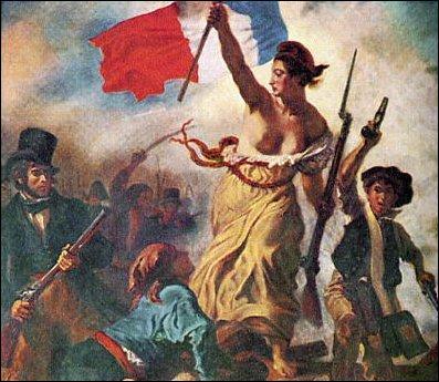 La Révolution française s'est déroulée de 1789 à 1799.