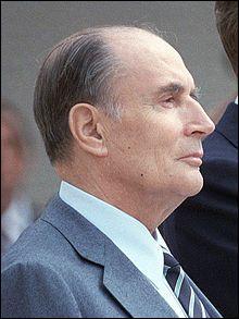 François Mitterrand est devenu le 21e président de la République française du 21 mai 1981 au 17 mai 1995.